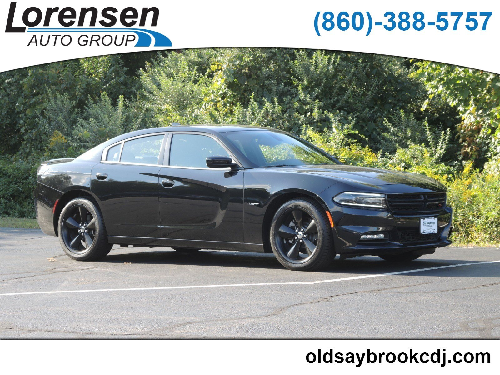 Pre-Owned 2016 Dodge Charger Road/Track