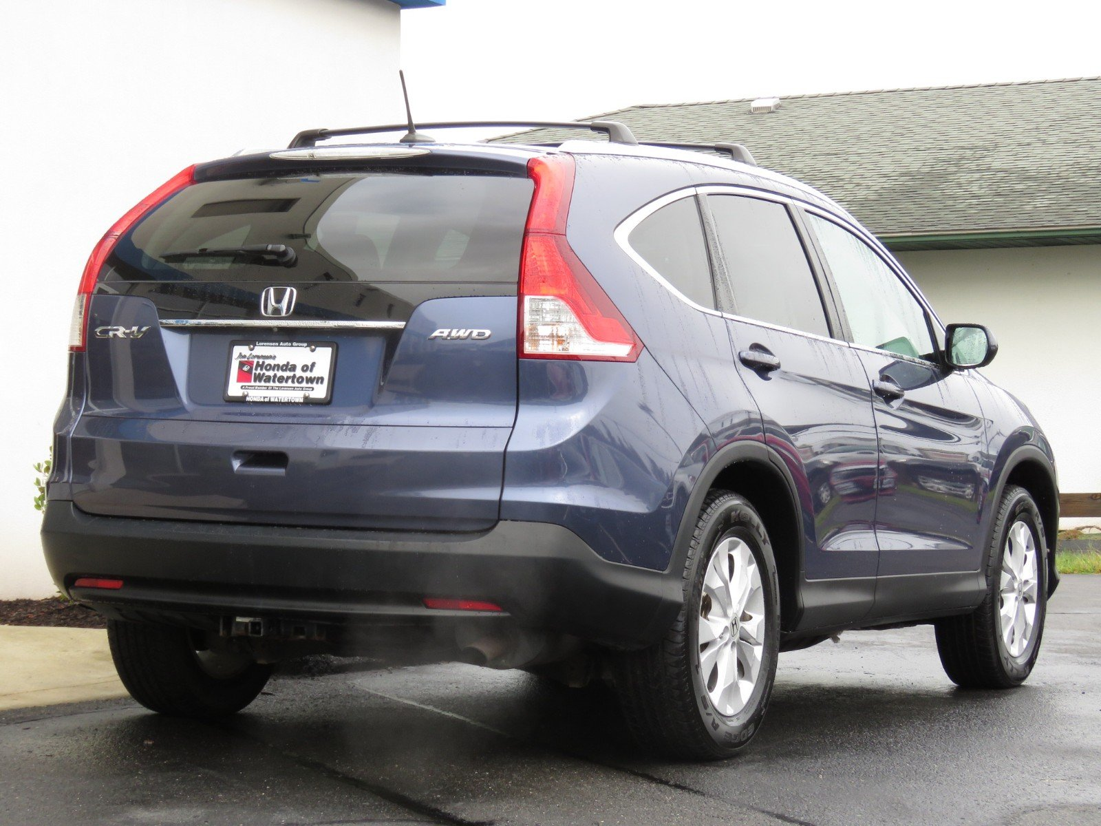 Certified Pre Owned 2014 Honda Cr V Ex L Sport Utility In Westbrook Online Store 2010 Crv Antenna Parts