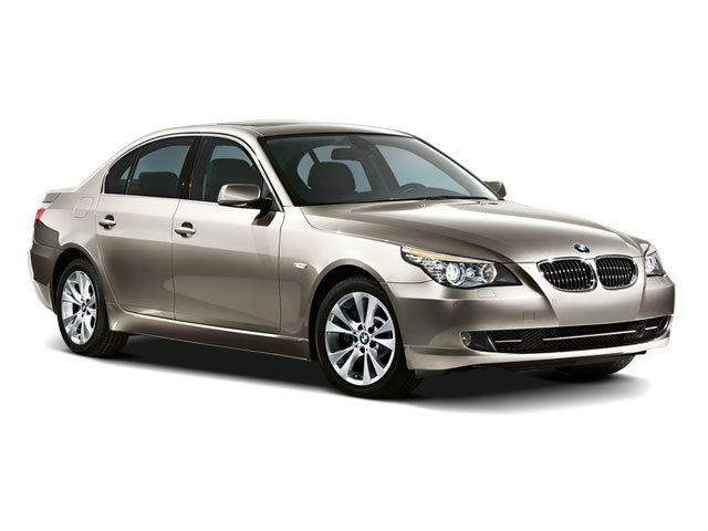 Pre-Owned 2010 BMW 5 Series 535i xDrive
