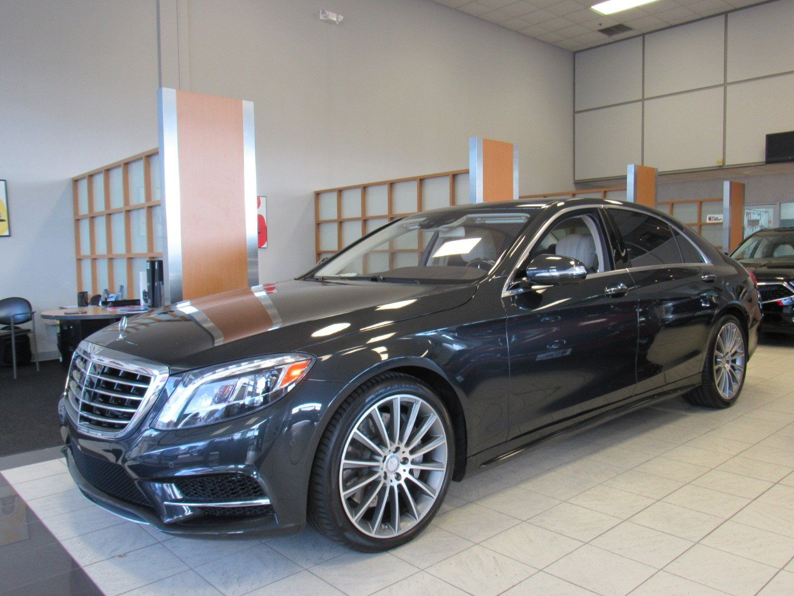 Pre Owned 2016 Mercedes Benz S Class S 550 4dr Car in Westbrook