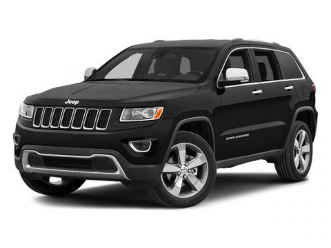 Pre-Owned 2014 Jeep Grand Cherokee Altitude