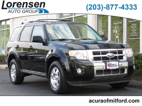 Pre-Owned 2012 Ford Escape Limited