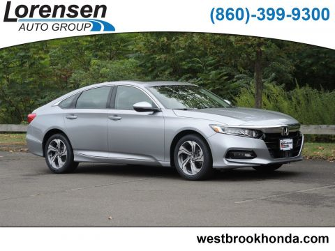 New 2020 Honda Accord EX-L 1.5T CVT