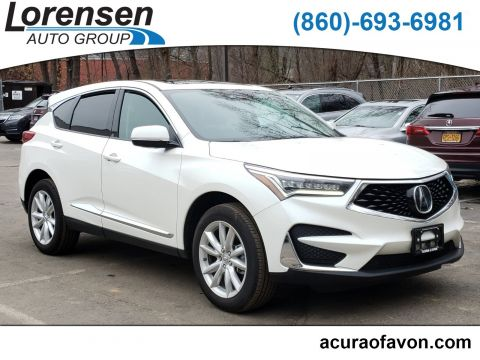 Pre-Owned 2019 Acura RDX AWD