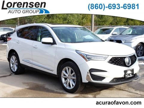 Pre-Owned 2020 Acura RDX AWD